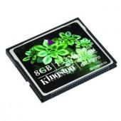 Memorie flash card Kingston CF/8GB-S2 8GB CompactFlash Card 133x Elite Pro