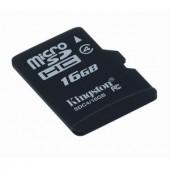 Memorie flash card Kingston SDC4/16GB 16GB microSDHC Class 4