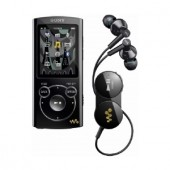 Player MP3 Sony NWZ-S764B, 8GB, wireless , video ecran LED 2inch, negru (NWZS764B.CEW)