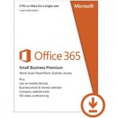 Aplicatie MICROSOFT Office 365 Small Business Premium All Language ESD (AAA-04580)