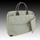 Geantă Prestigio 16inch; Max up to 390x276x43mm Beige (PBAG303H16BG)