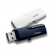 USB flash drive KINGMAX PD-02 8GB USB 2.0 -  negru (KM-PD02/8GB)