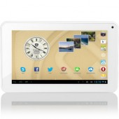 Tablet PC Prestigio MultiPad 7.0 Ultra + 7.0 inch LCD, 800x480, Android 4.1, Wi-Fi, White (PMP3670B_WH)