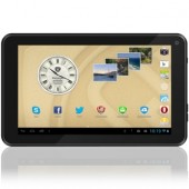 Tablet PC Prestigio MultiPad 7.0 Ultra + 7.0 inch LCD, 800x480, Android 4.1, Wi-Fi, Black (PMP3670B_BK)