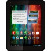 Tablet PC Prestigio MultiPad 4 Quantum 9.7 inch 2048x1536, WiFi, Android 4.1, husa inclusă (PMP5297C_QUAD)