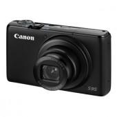 Aparat foto digital CANON PowerShot S95, 10.0MP, zoom optic 3,8×, video HD, HDMI (AJ4343B002AA)