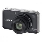 Aparat foto digital CANON PowerShot SX210IS negru 14.1MP, zoom optic 14×, video HD, HDMI (AJ4246B002AA)