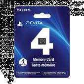 Accesorii console Sony Memory Card pentru Sony PlayStation VITA 4GB (PSV-9206620)