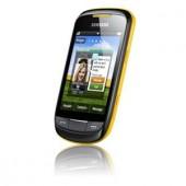 Telefon mobil Samsung S3850 Corby2 Festival Yellow (SAMS3850YLW)