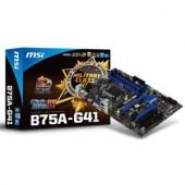 Placa de baza MSI B75A-G41 Intel B75, socket 1155, ATX (B75A-G41)
