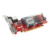 Placa video ASUS EAH5450SILDI1GD3LP AMD ATI Radeon HD5450, 1024MB DDR3, 64bit, PCI-Ex