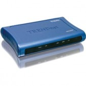 Print Server TRENDnet Fast Ethernet 10/100, 2 porturi USB2.0, 1 port Paralel (TE100-P21)