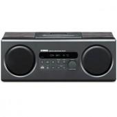 Sistem Audio Yamaha TSX-112 2x15W, CD Player, FM Radio, iPhone/iPod Dock, Black (TSX-112)