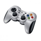 Gamepad Logitech Wireless F710 for PC, Nano Reciever, 10 Programmable Buttons USB (940-000121)
