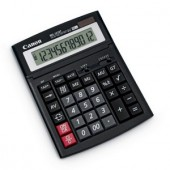 Calculator de birou Canon WS-1210T, 12 Digit, Dual Power (BE0694B002AA)