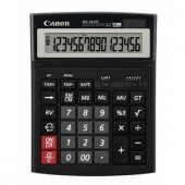 Calculator de birou Canon WS-1610T, 16 Digit, Dual Power (BE0696B001AA)
