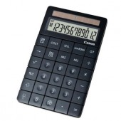 Calculator de birou Canon X MARK 1, 12 Digit, solar power (BE3982B001AA)
